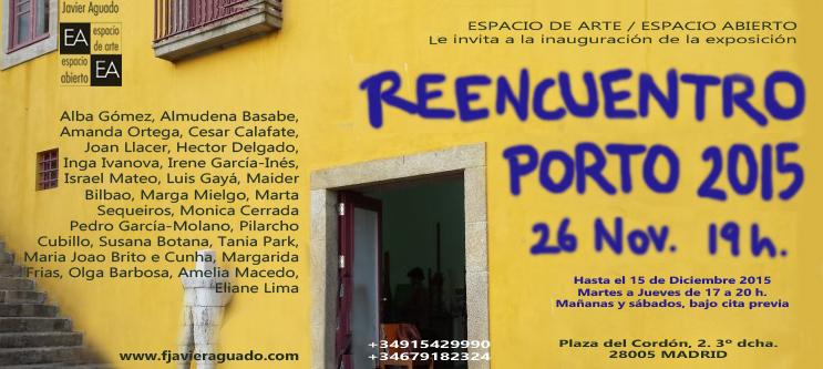 invitación Reencuentro Porto 2015 b
